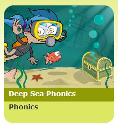 Deep Sea Phonics.