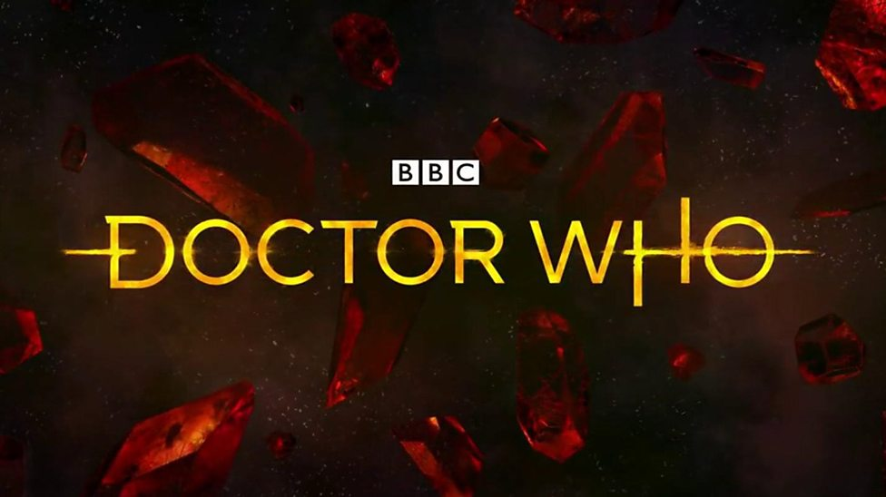 New Doctor Who logo revealed for upcoming 11th series.