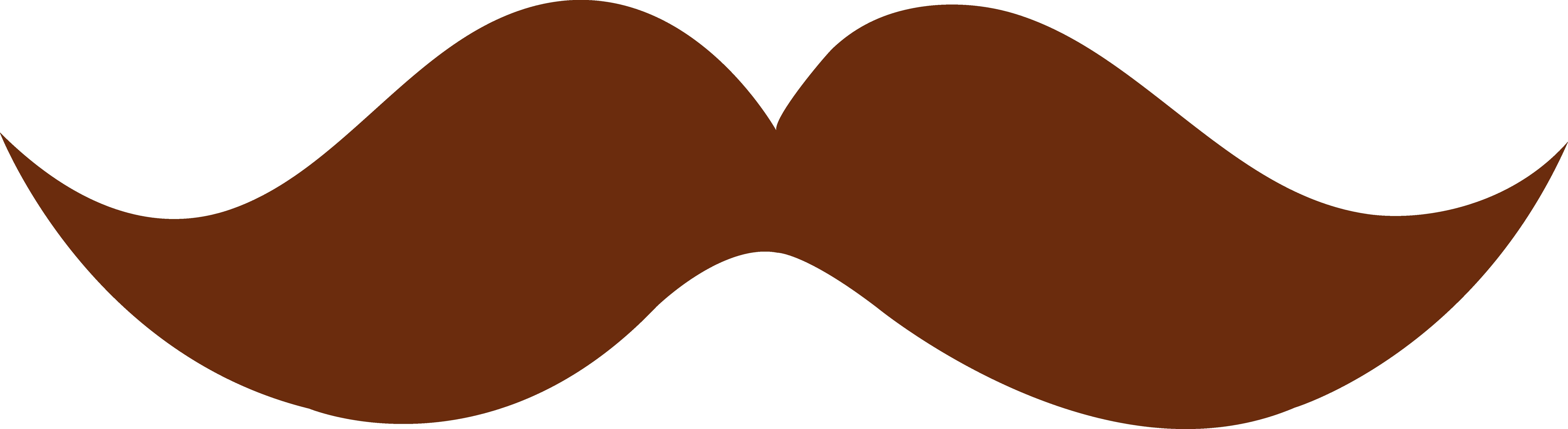 Clip Art Of Mustashs.
