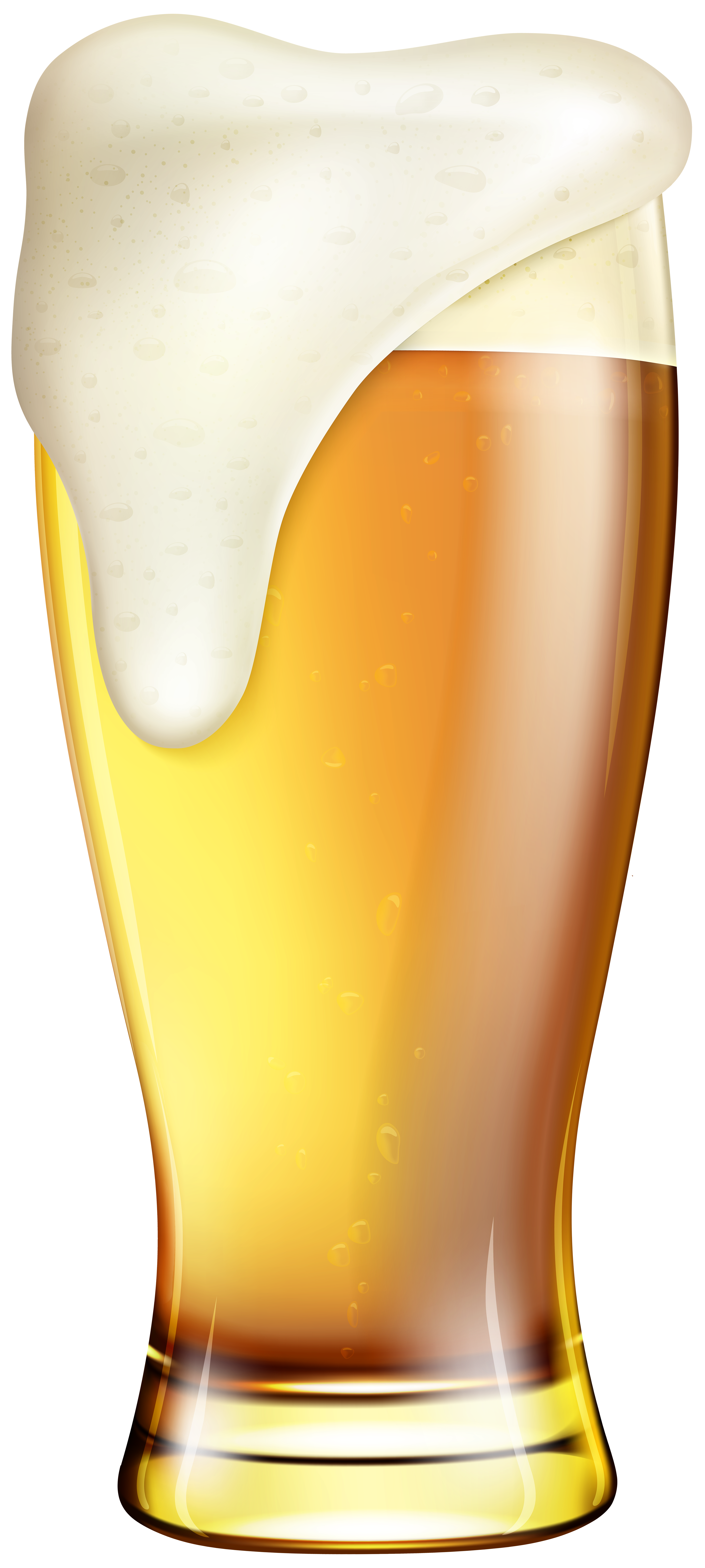 Glass of Beer PNG Clipart.