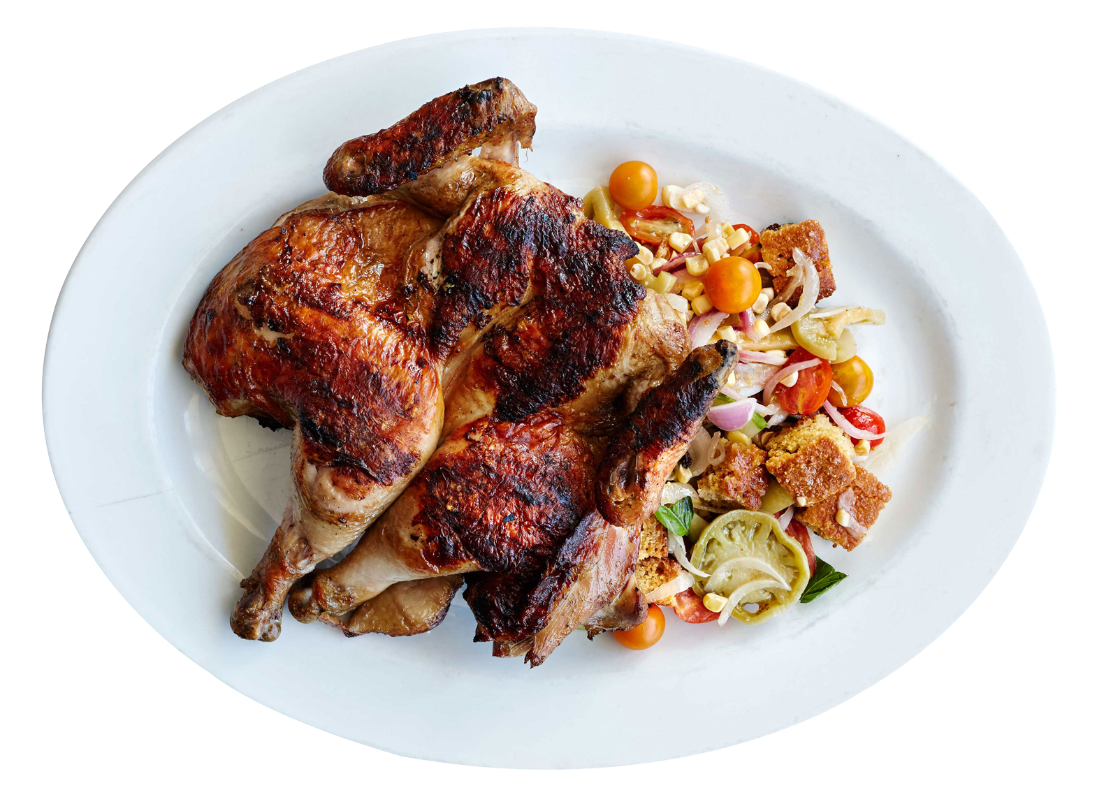 Grill Chicken PNG Image.