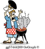 Barbeque Clip Art.