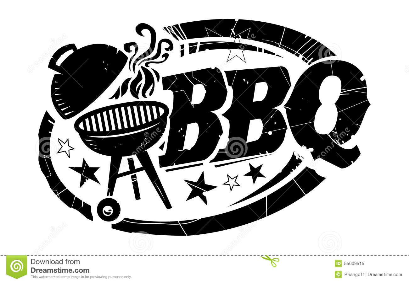 Bbq Clipart Page 1.