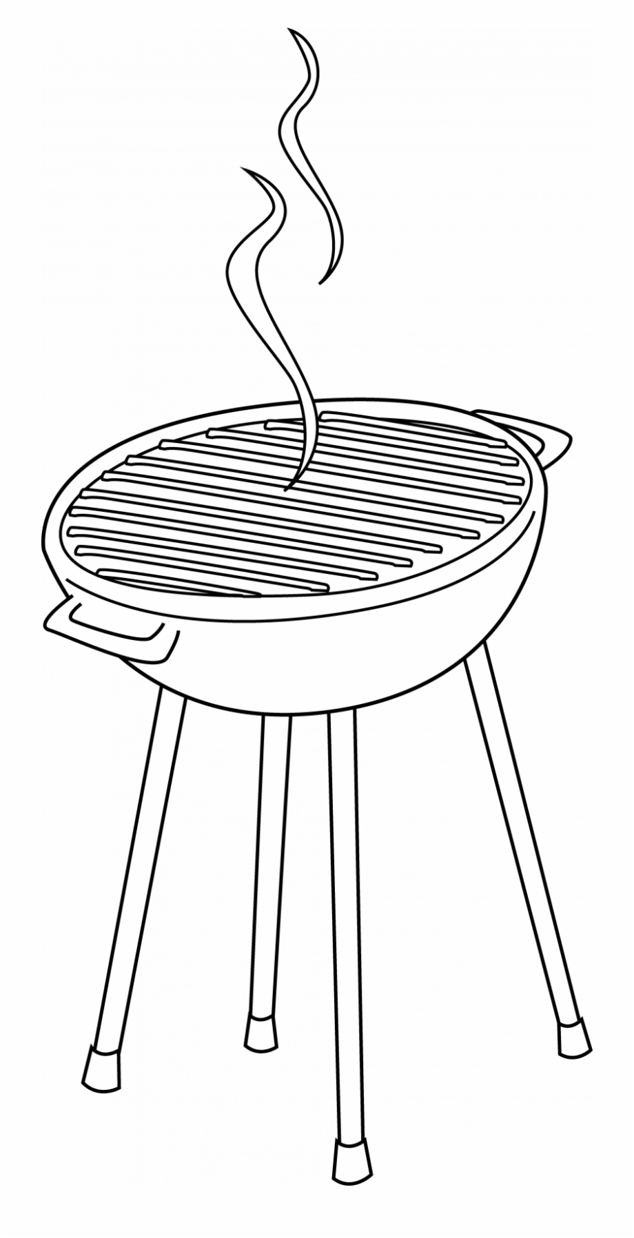 Barbeque Grill Clip Art Free.