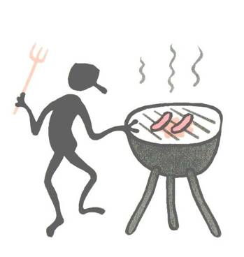 Free bbq clipart barbecue free images.
