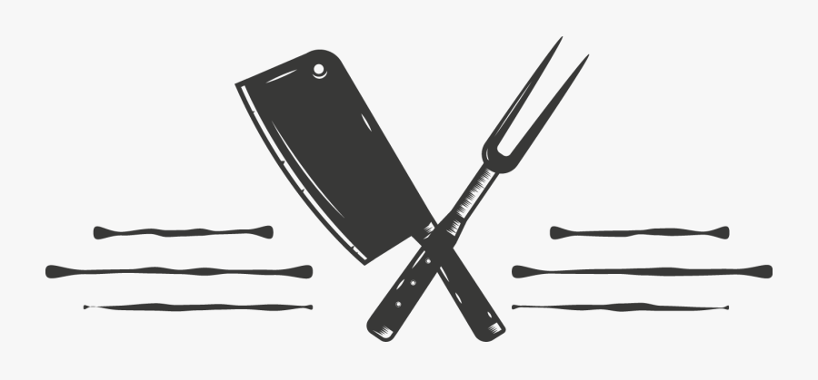 Bbq Fork And Knife Png.