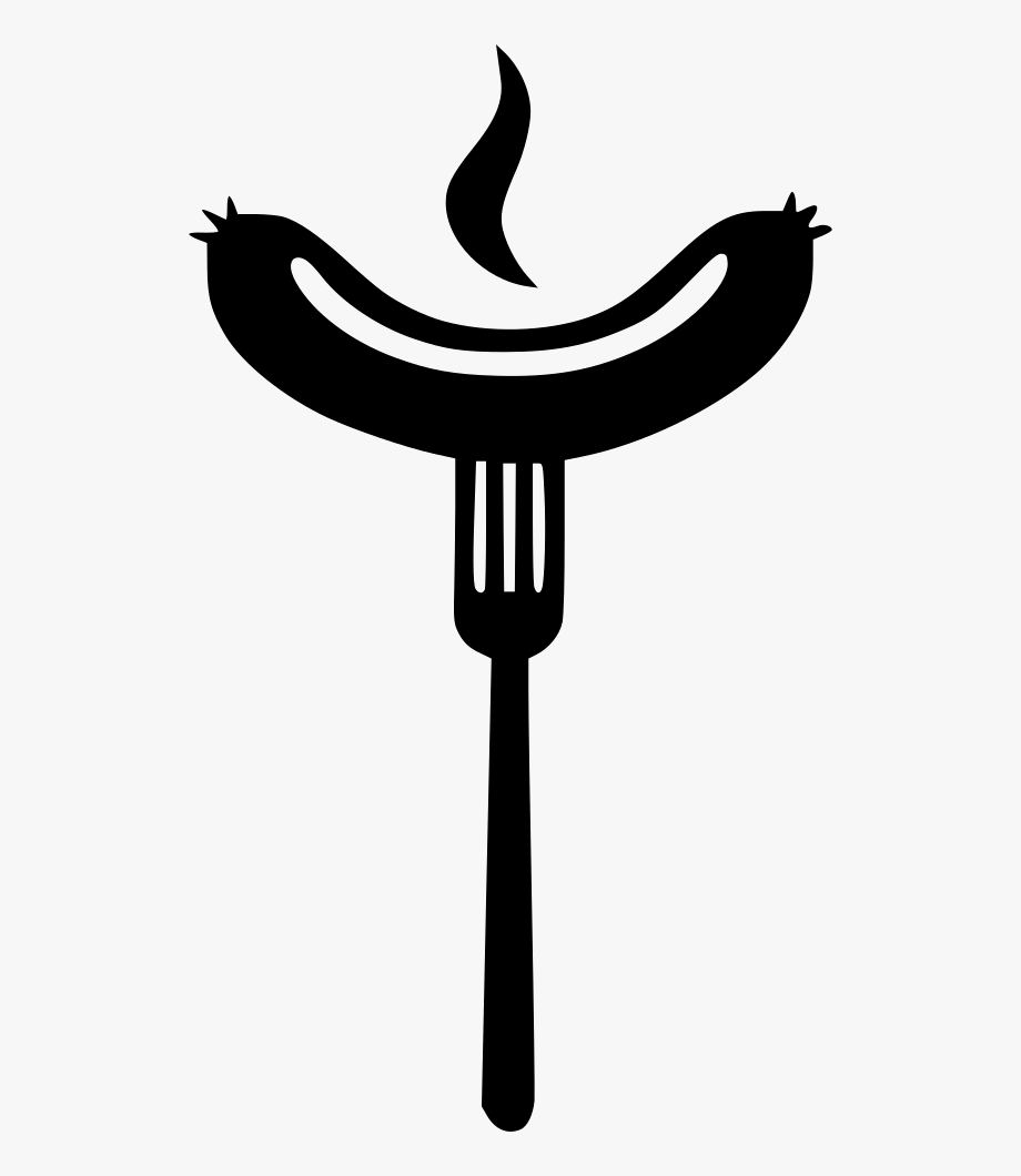 Grill Clipart Fork.