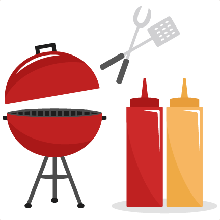 Bbq grill clipart free clipartfest.