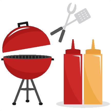Bbq grill clipart free clipartfest.