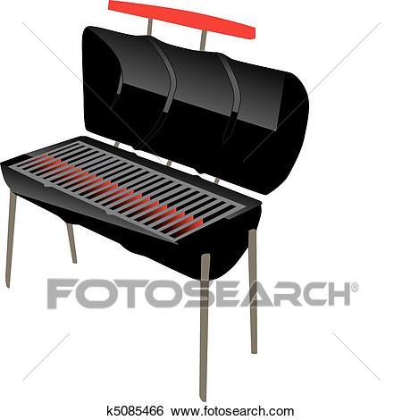 Bbq grill Clip Art.