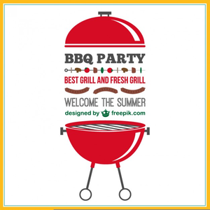 Free Clipart Barbecue Grill.