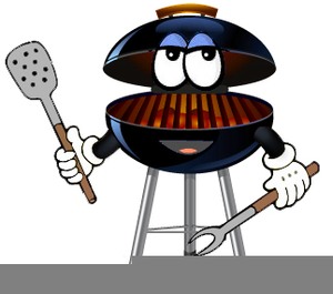 Weber Grill Clipart.