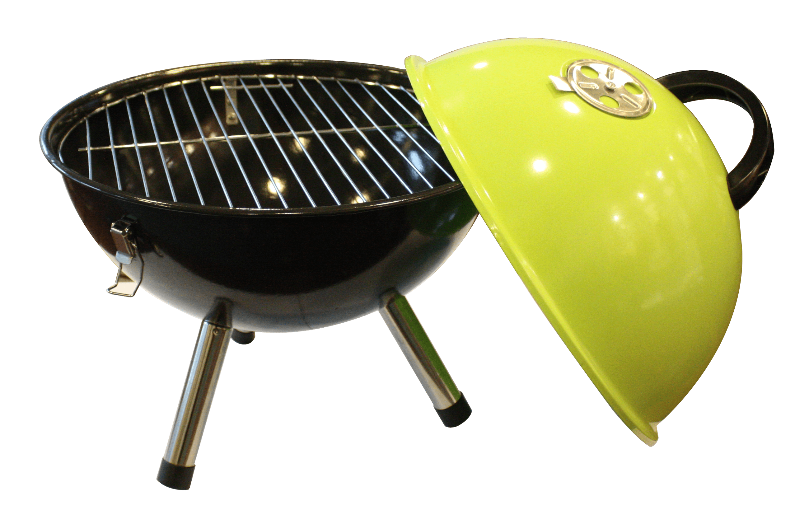 Small Portable Grill transparent PNG.