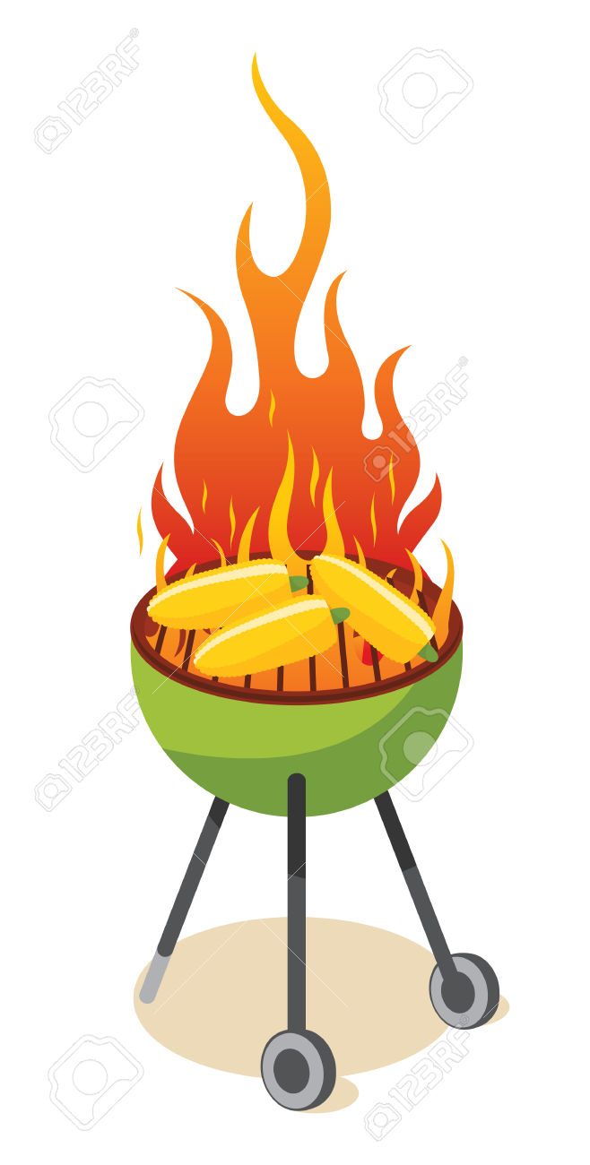 Collection of Grill clipart.