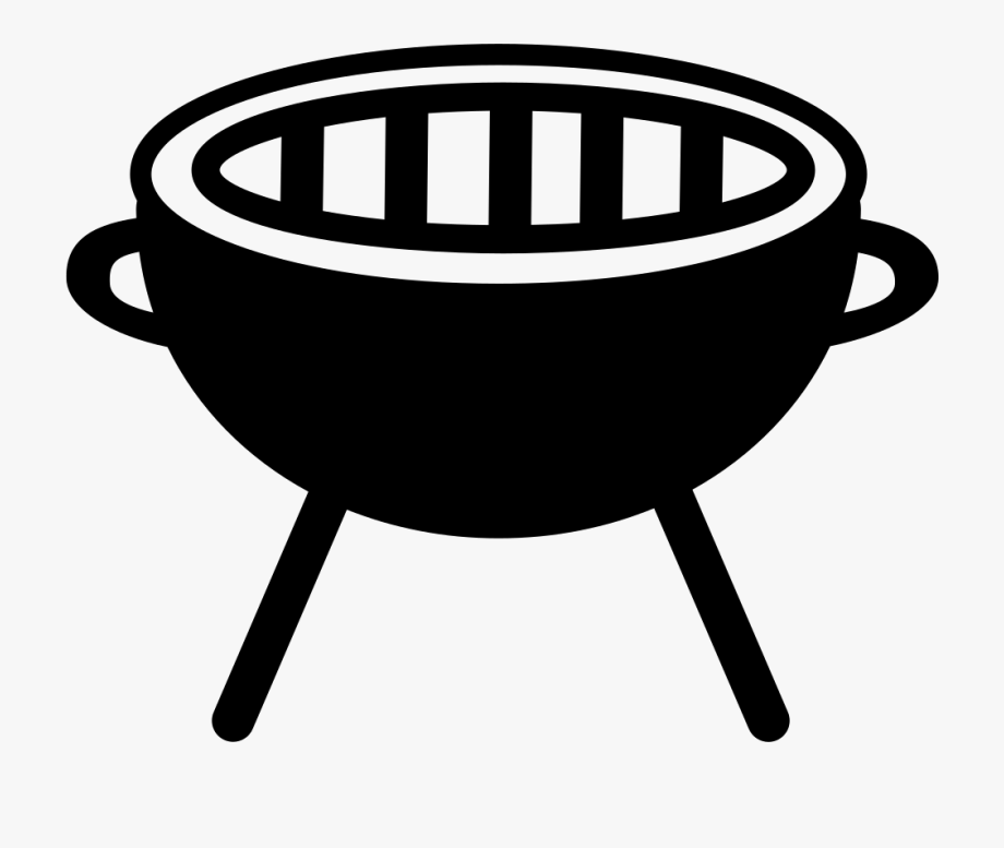 Barbecue Clipart Fire Accident.