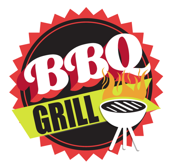 BBQ Grill Logo.