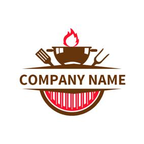 Free BBQ Logo Designs.