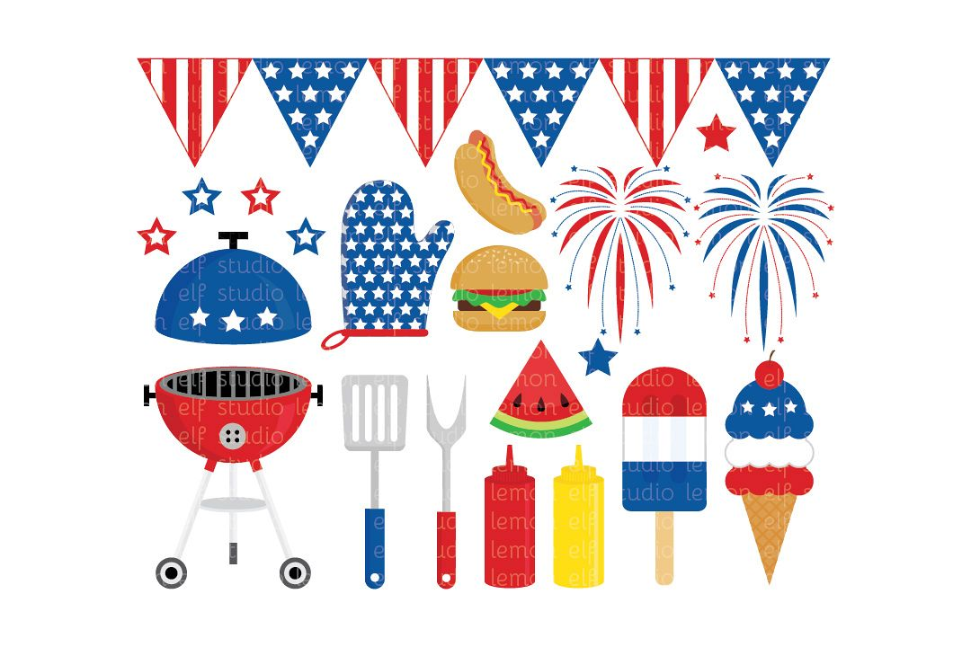 4th of July Bbq Party.