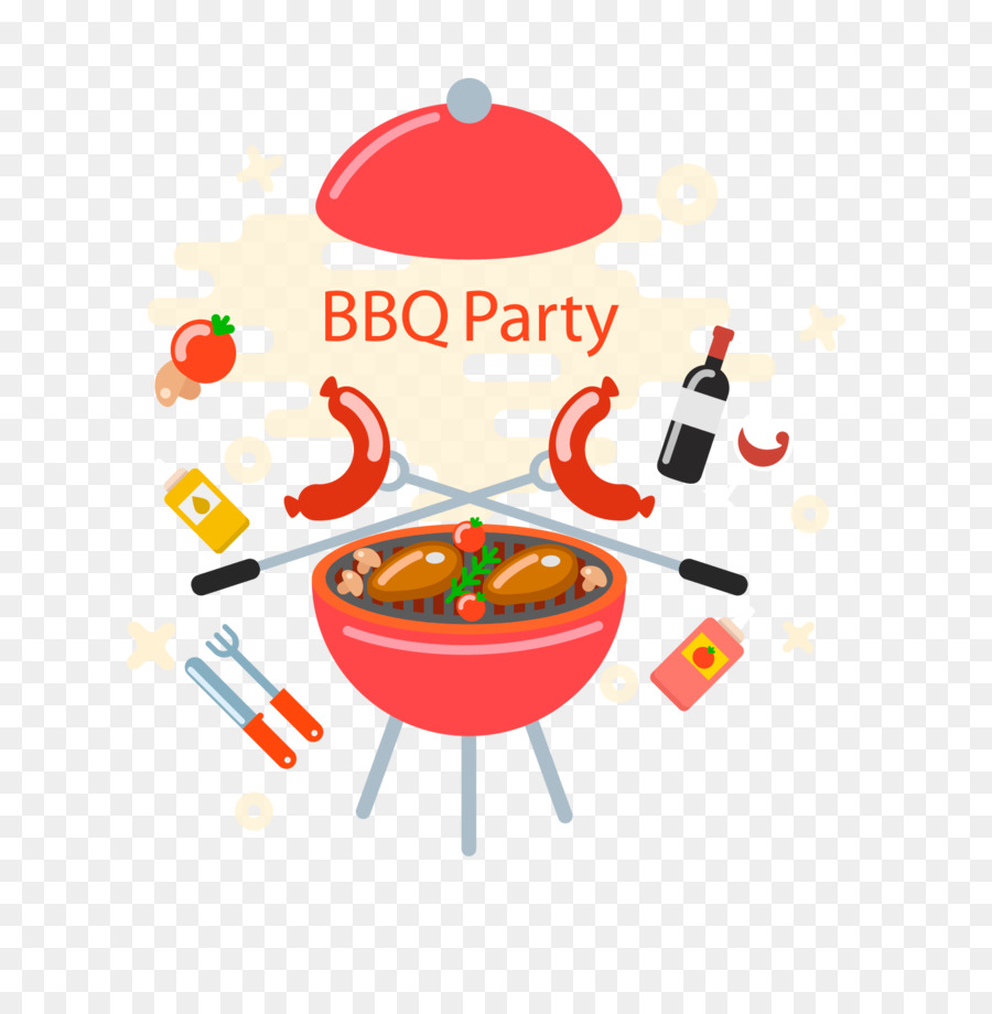 Free Png Bbq Party & Free Bbq Party.png Transparent Images #22952.