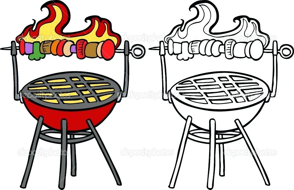 free clipart barbecue.