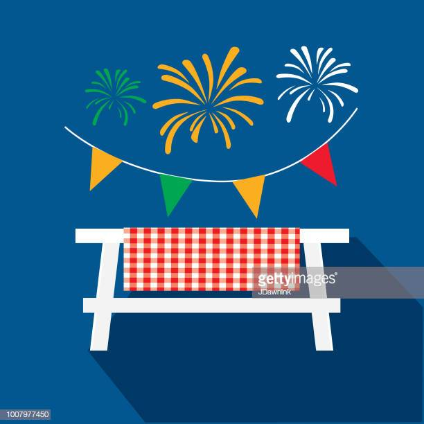 60 Top Picnic Table Stock Illustrations, Clip art, Cartoons, & Icons.