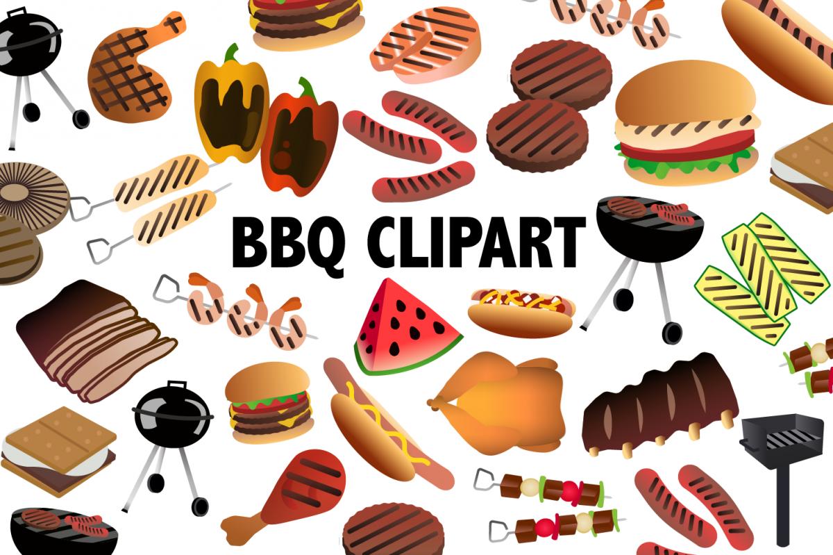BBQ Clipart.