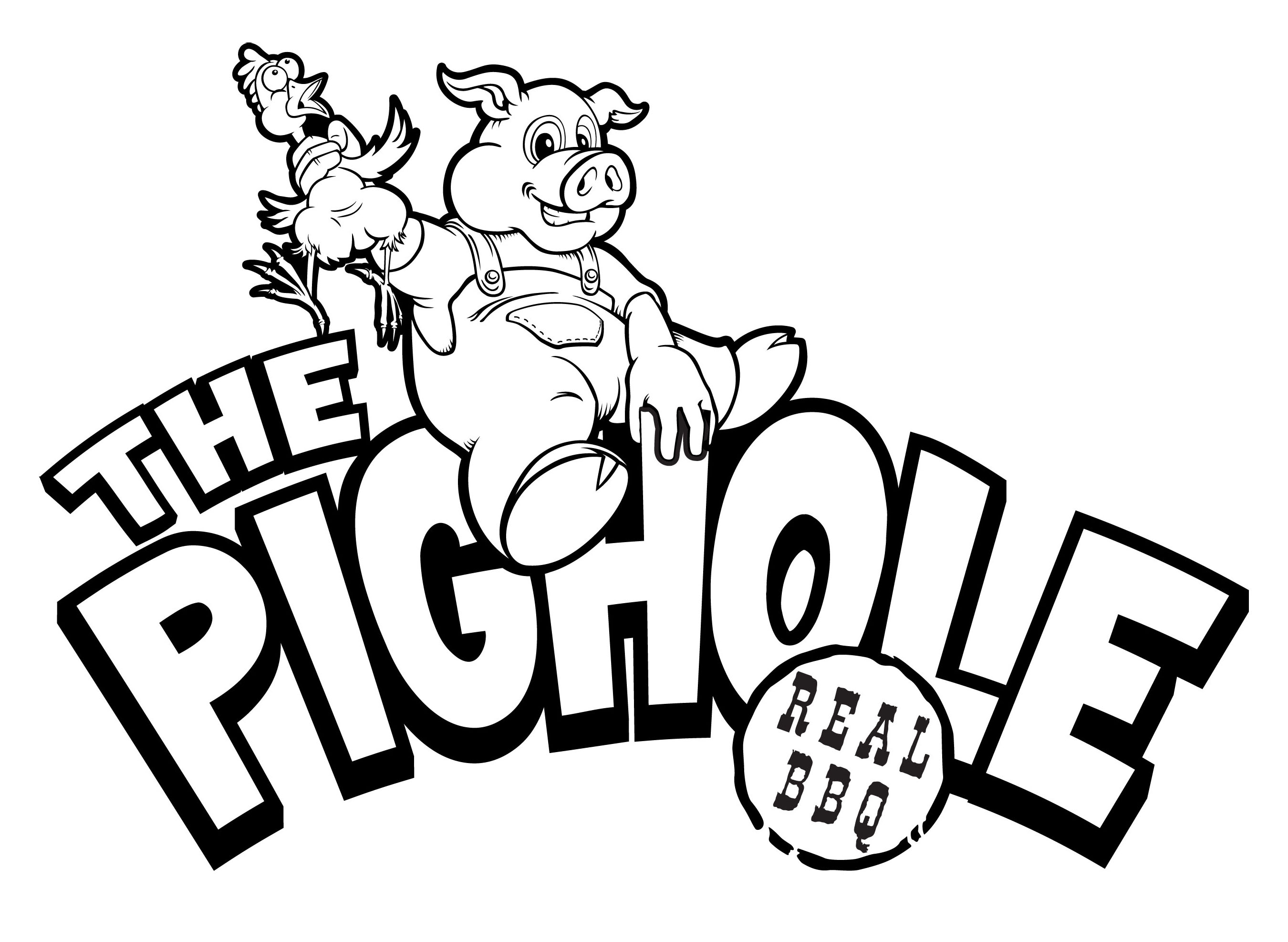 Free Bbq Pig Logo, Download Free Clip Art, Free Clip Art on Clipart.