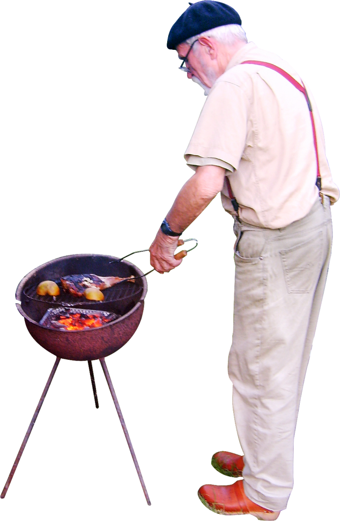 BBQ PNG Image.