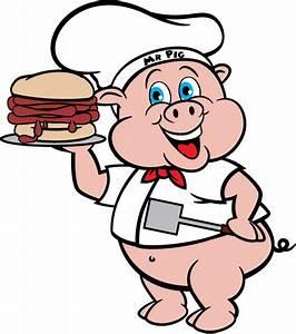 BBQ Pork Cliparts 19.