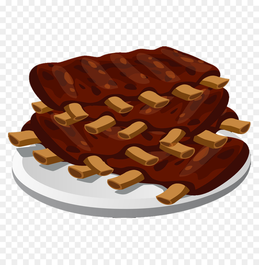 Ribs Background png download.