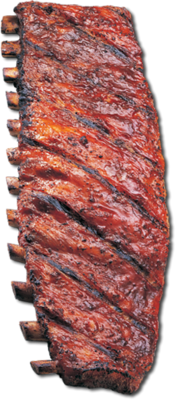 Waterloo church offers BBQ ribs, sandwiches for lunch Friday.