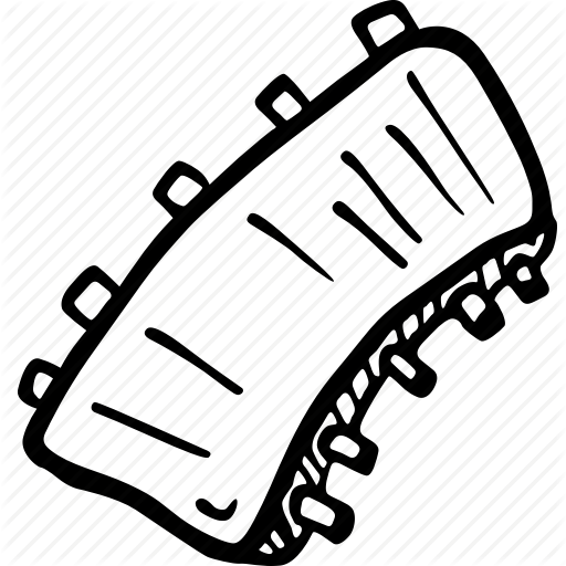 Bbq Ribs Clipart (90+ images in Collection) Page 2.