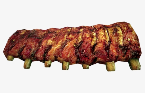 Free Bbq Ribs Clip Art with No Background.