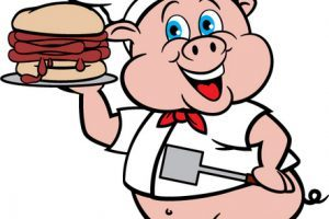 Bbq sandwich clipart 4 » Clipart Portal.