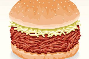 Bbq sandwich clipart 2 » Clipart Station.