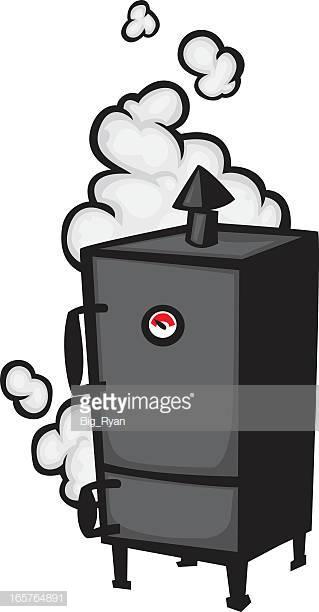 57 Smoker Grill Stock Illustrations, Clip art, Cartoons & Icons.