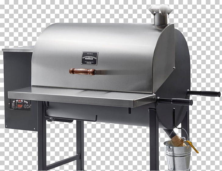 Barbecue Pitts & Spitts Pellet grill Smoking BBQ Smoker.