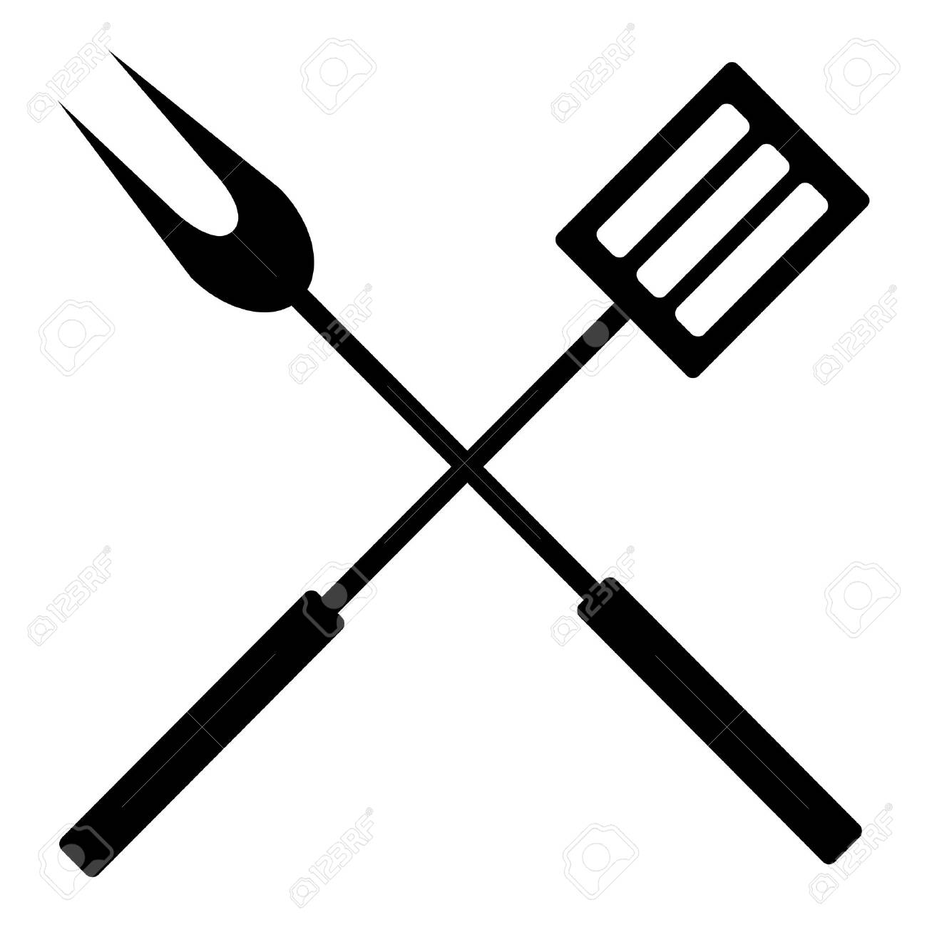 Bbq utensils clipart 7 » Clipart Station.