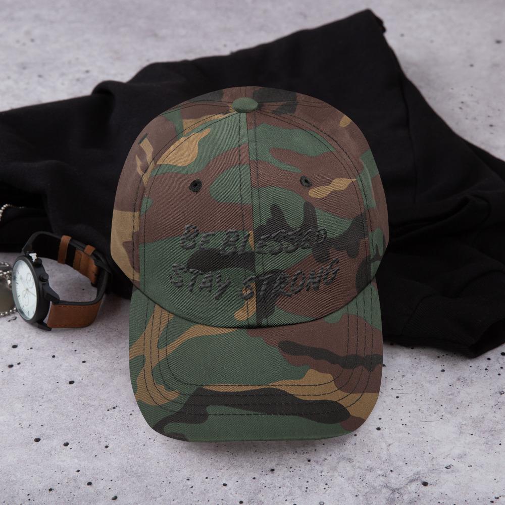 BBSS Hat, Black Logo.