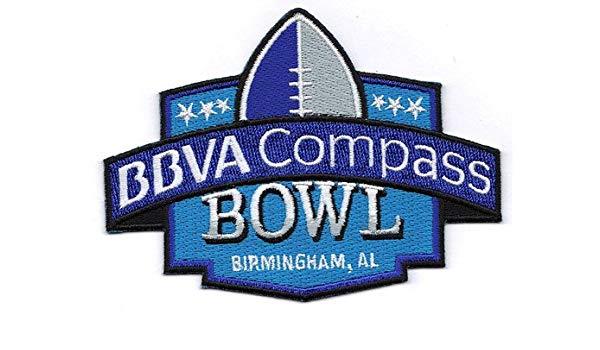 Amazon.com : BBVA Compass Bowl Patch (Birminghan, Alabama.