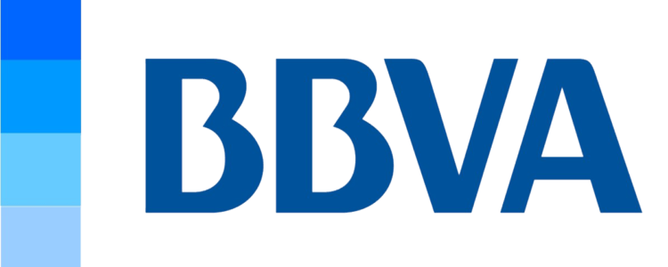 BBVA Logo transparent PNG.