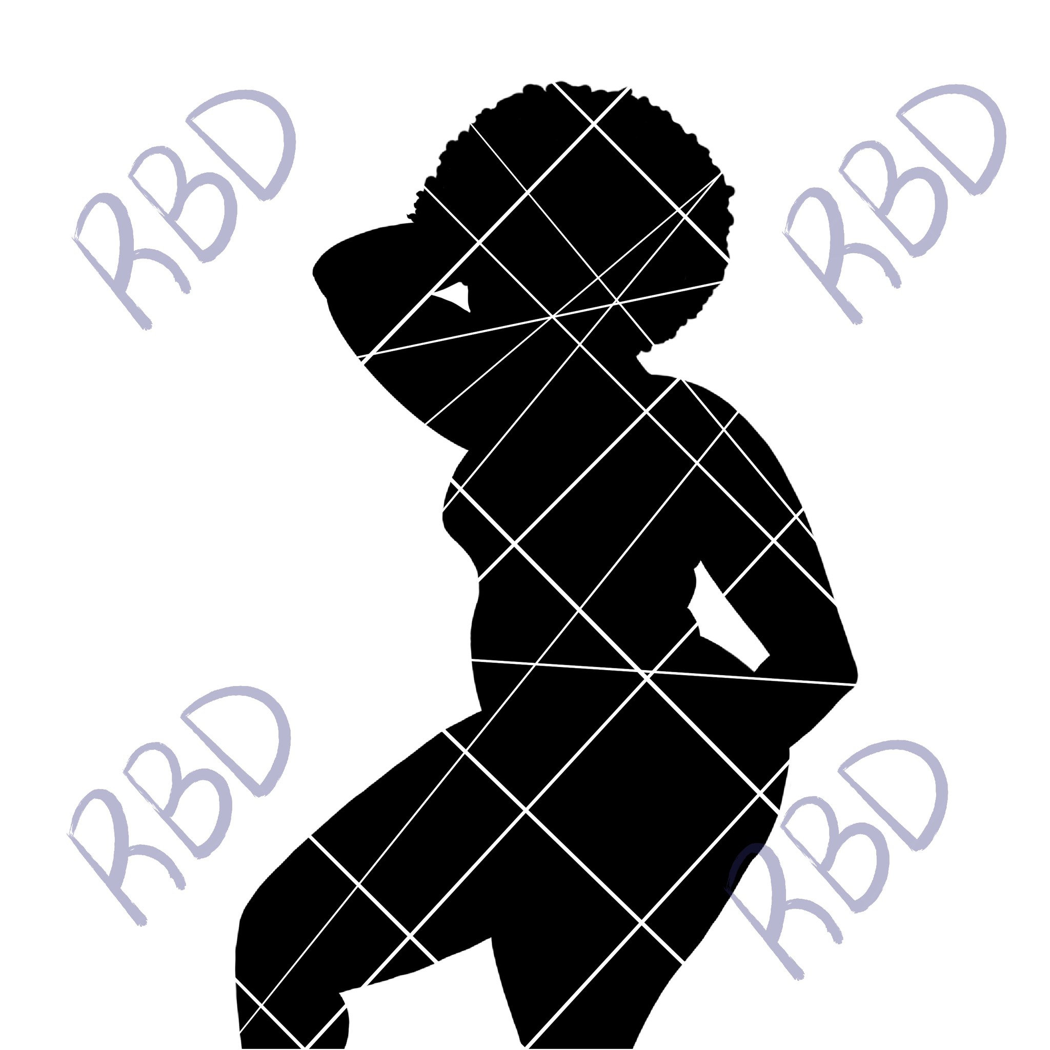 Download Free png STRUCK silhouettes svg png pdf bbw posing poses.