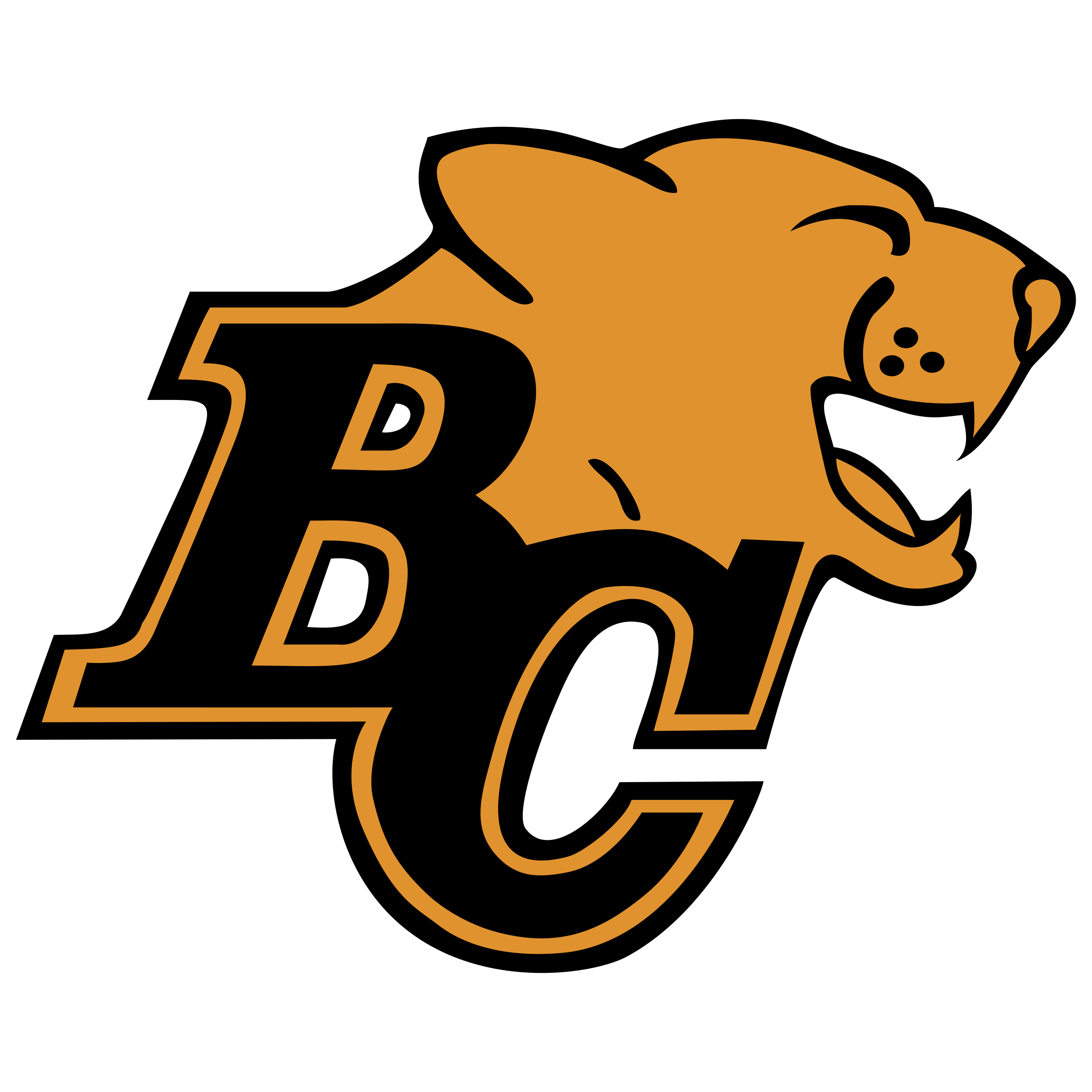 BC Lions 01 Logo PNG Transparent & SVG Vector.