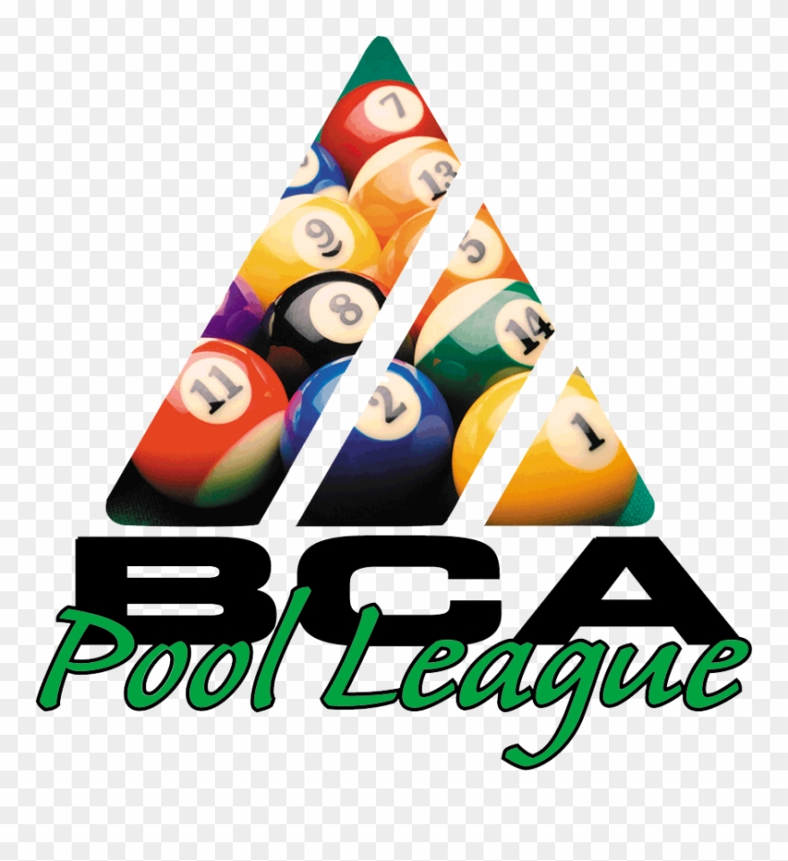 World Pool Billiard Association Logo, Bca Logo.