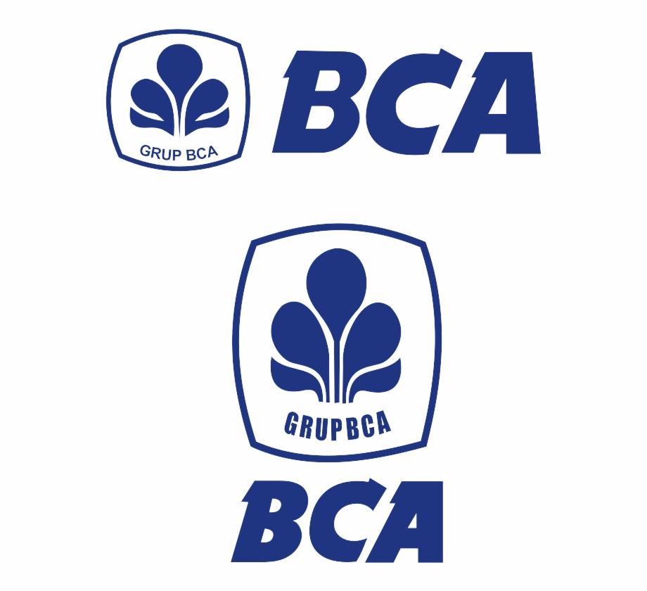 Bank Bca Logo Vector.