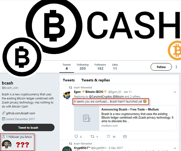 That's not Bitcoin, that's BCash.
