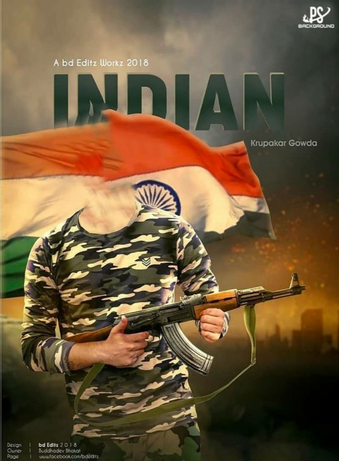 Indian army editing background hd.