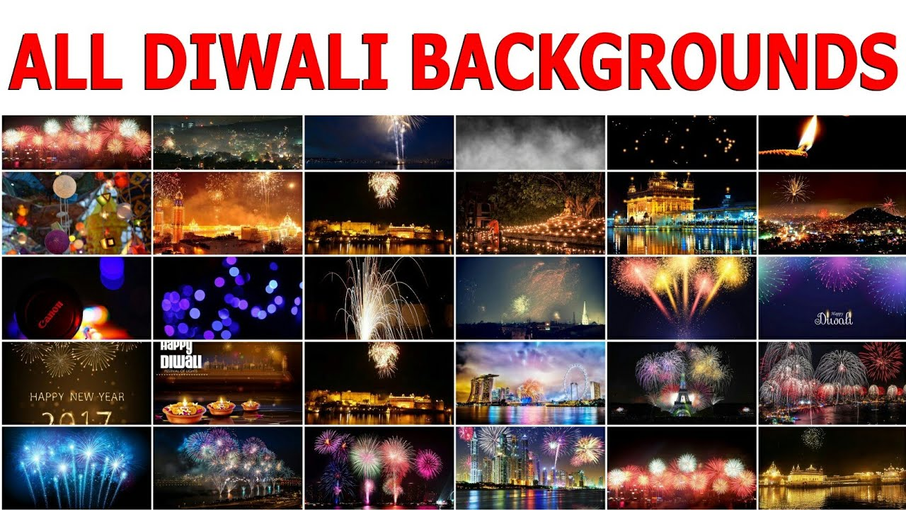 50 Diwali Editing Backgrounds Download.