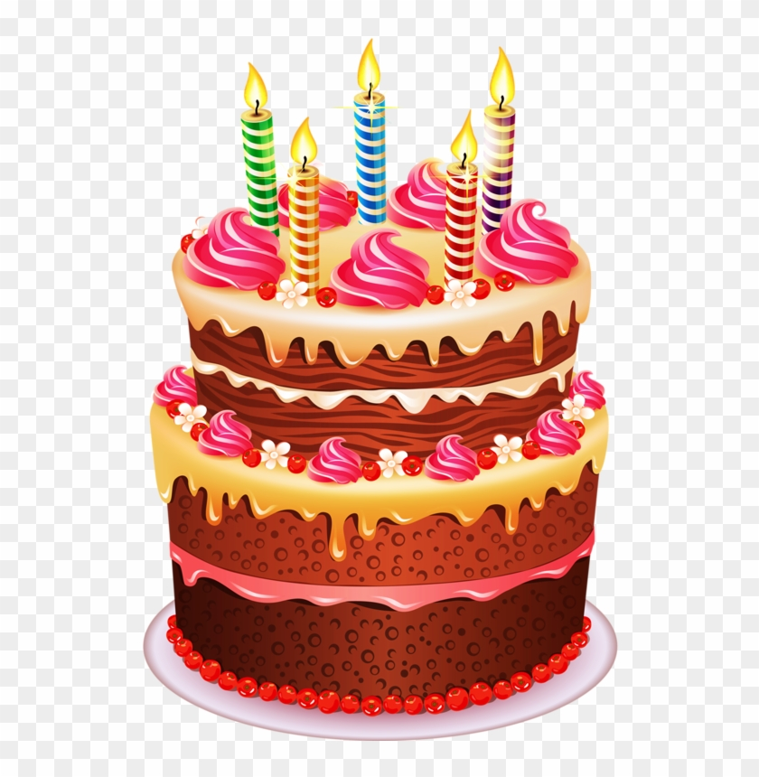 Page 2 Birthday Cake Vector Png.