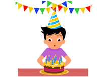 Free Birthday Clipart.